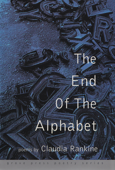 The End of the Alphabet - Poems - cover