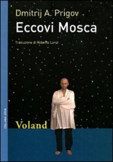 Eccovi Mosca - cover