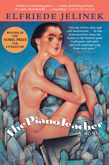 The Piano Teacher - A Novel - cover