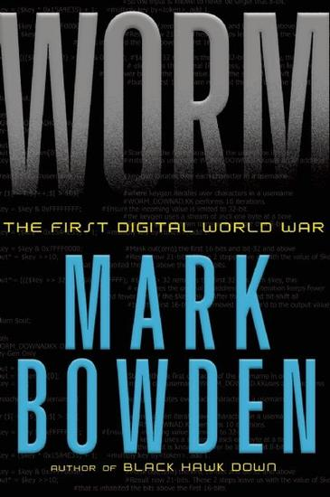 Worm - The First Digital World War - cover