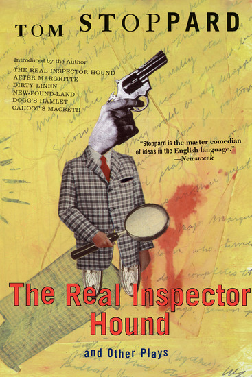 The Real Inspector Hound and Other Plays - cover