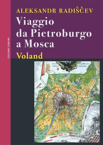 Viaggio da Pietroburgo a Mosca - cover