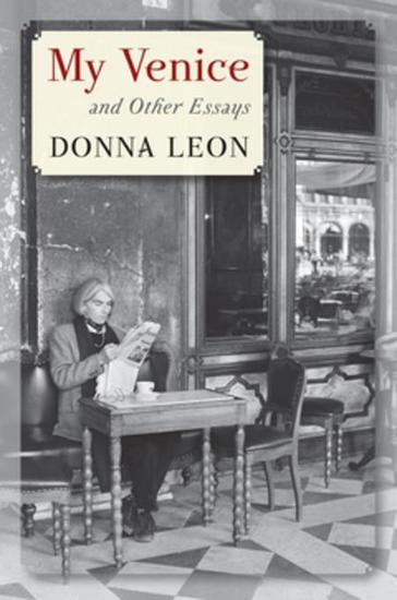 My Venice and Other Essays - cover