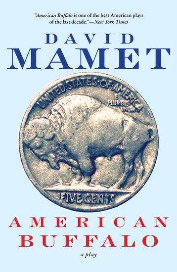 American Buffalo - cover