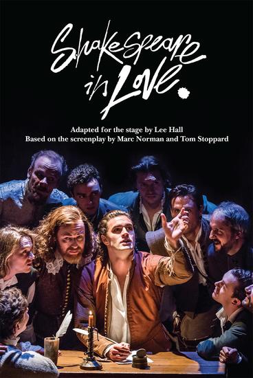 Shakespeare in Love - cover