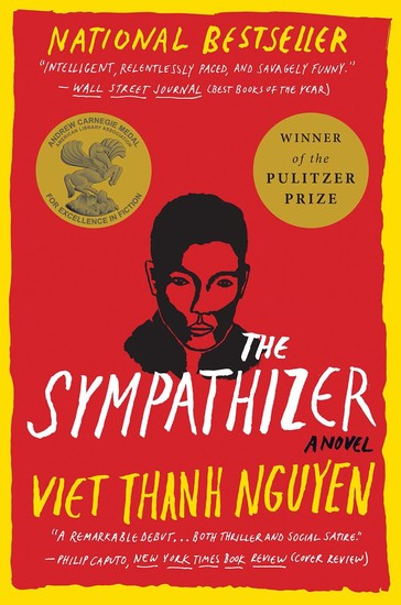 The Sympathizer - A Novel (Pulitzer Prize for Fiction) - cover