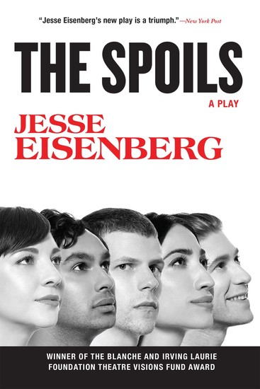 The Spoils - A Play - cover
