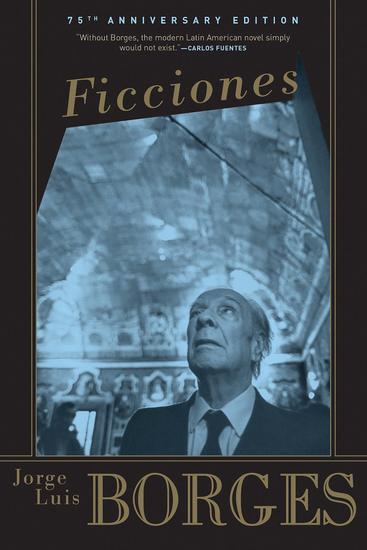 Ficciones - cover