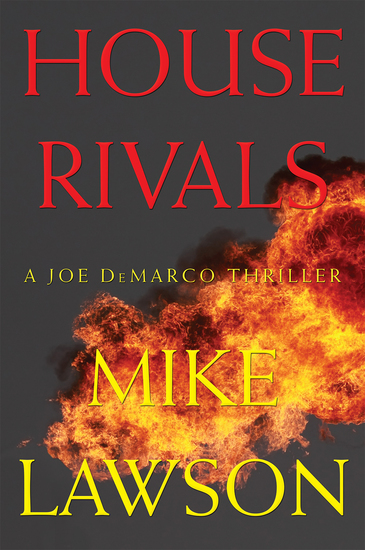 House Rivals - A Joe DeMarco Thriller - cover