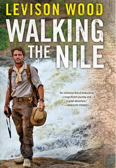 Walking the Nile - cover