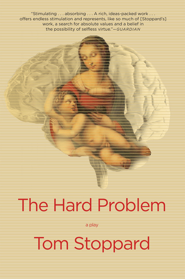 The Hard Problem - A Play - cover