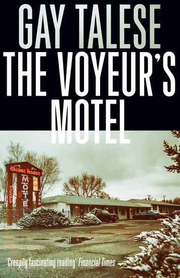 The Voyeur's Motel - cover