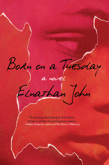 Born on a Tuesday - A Novel - cover