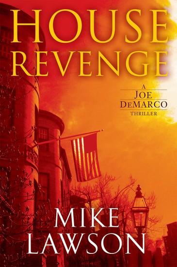 House Revenge - A Joe DeMarco Thriller - cover