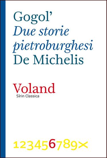 Due storie pietroburghesi - cover