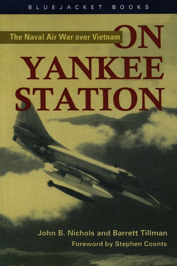 On Yankee Station - The Naval Air War over Vietnam - cover