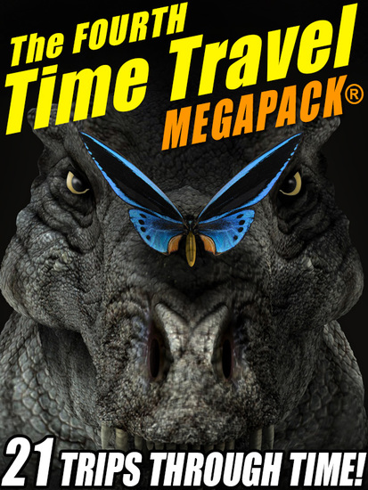 The Fourth Time Travel MEGAPACK® - cover