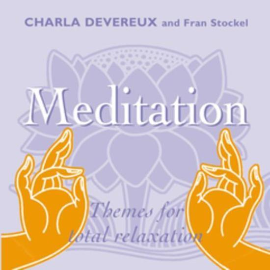 Meditation Book - cover