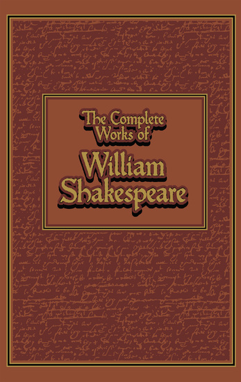 Complete Works of William Shakespeare - cover