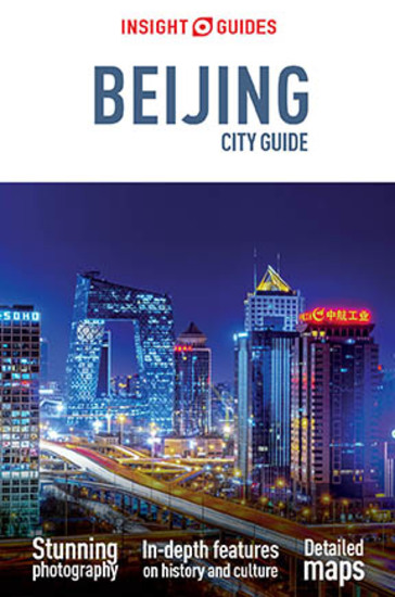 Insight Guides: Beijing City Guide - cover
