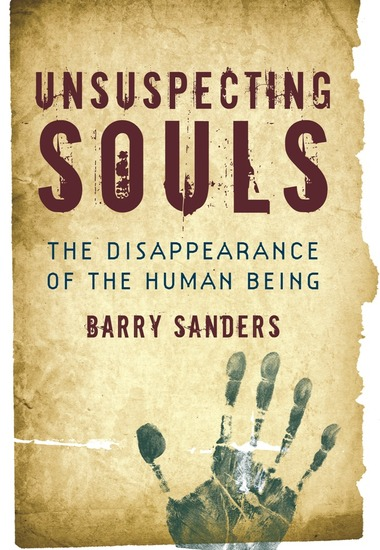 Unsuspecting Souls - The Disappearance of the Human Being - cover