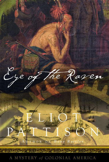 Eye of the Raven - A Mystery of Colonial America - cover