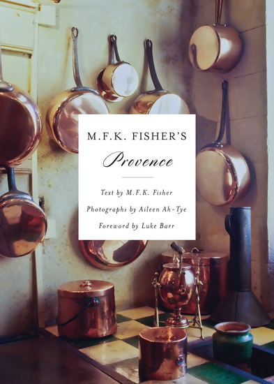 MFK Fisher's Provence - cover