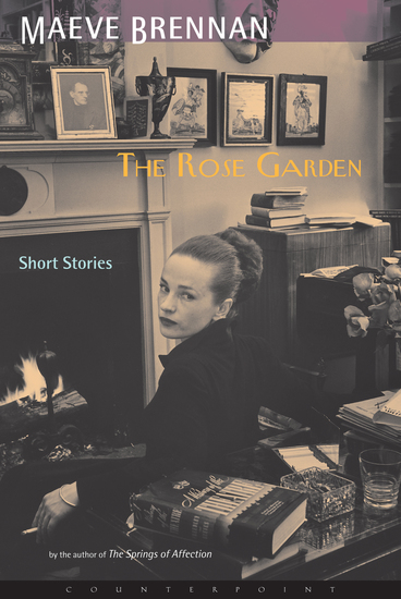 The Rose Garden - Short Stories - cover