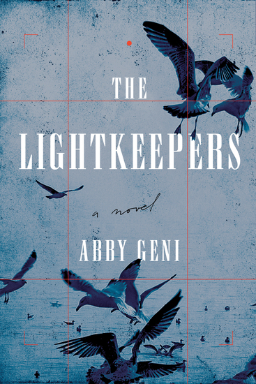 The Lightkeepers - A Novel - cover