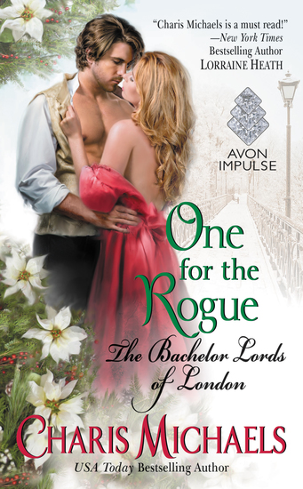 One for the Rogue - The Bachelor Lords of London - cover