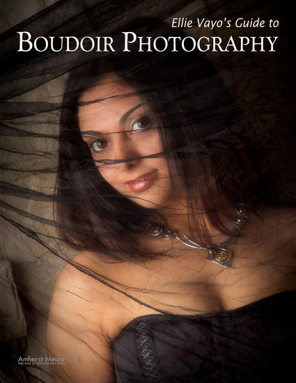 Ellie Vayo's Guide to Boudoir Photography - cover