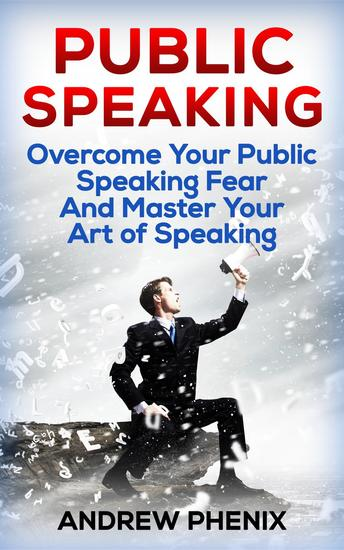Public Speaking - cover