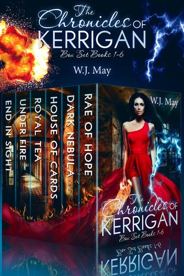 The Chronicles of Kerrigan Box Set Books # 1 - 6 - The Chronicles of Kerrigan - cover