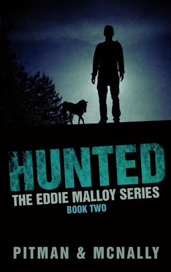 Hunted - The Eddie Malloy series #2 - cover