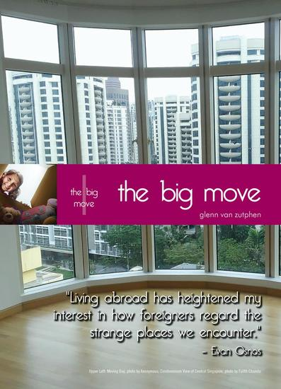 Living in Singapore: Fourteenth Edition Reference Guide - The Big Move - cover