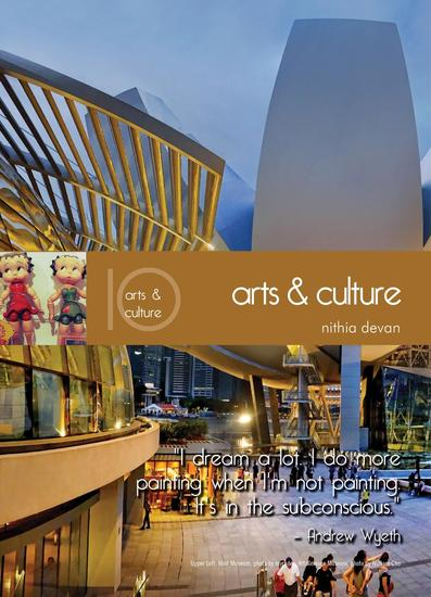 Living in Singapore: Fourteenth Edition Reference Guide - Arts & Culture - cover