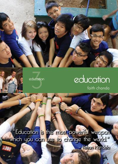Living in Singapore: Fourteenth Edition Reference Guide - Education - cover