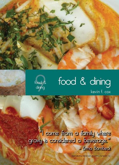 Living in Singapore: Fourteenth Edition Reference Guide - Food & Dining - cover