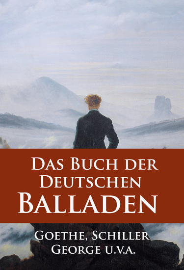 Das Buch der Deutschen Balladen - cover