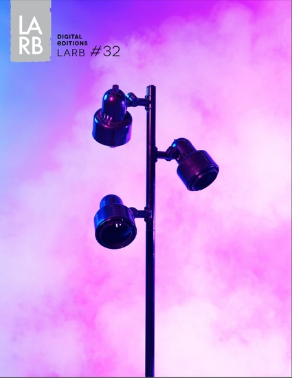 LARB Digital Edition: The LARB Quarterly Journal - cover