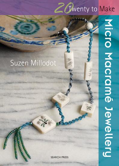 Micro Macrame Jewellery - cover