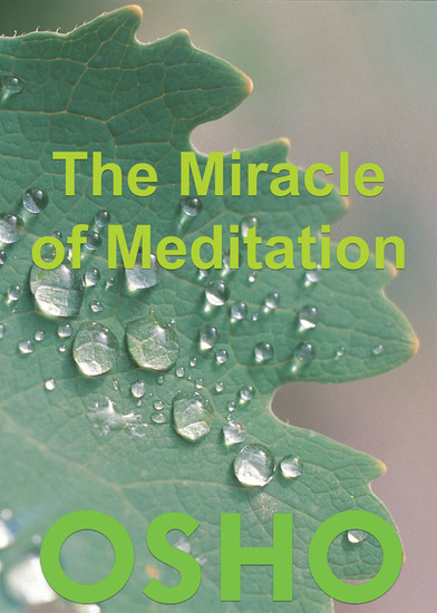 The Miracle of Meditation - cover