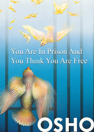 You Are in Prison and You Think You Are Free - cover