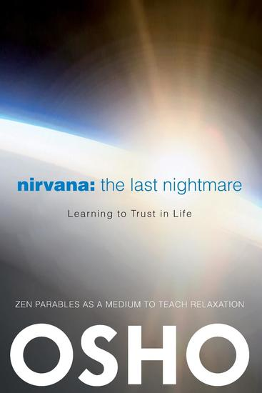 Nirvana: The Last Nightmare - Learning to Trust in Life - cover
