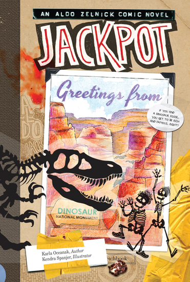 Jackpot - Book 10 - cover