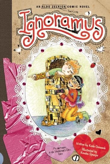 Ignoramus - Book 9 - cover