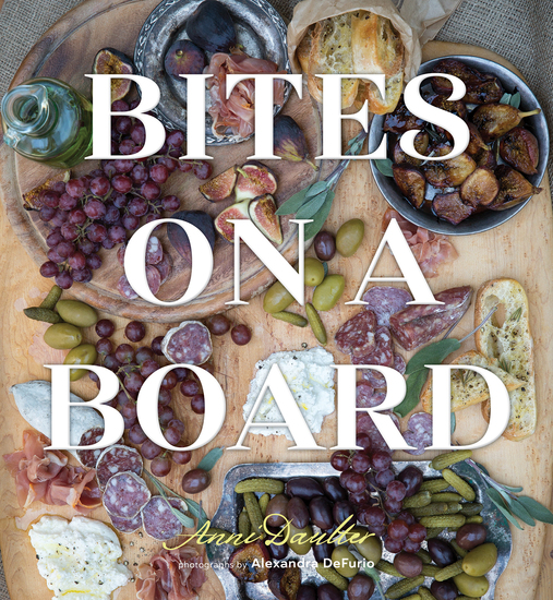 Bites on a Board - cover