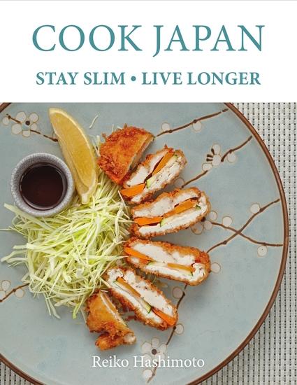 Cook Japan Stay Slim Live Longer - cover