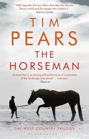 The Horseman - The West Country Trilogy - cover