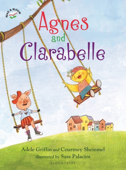 Agnes and Clarabelle - cover